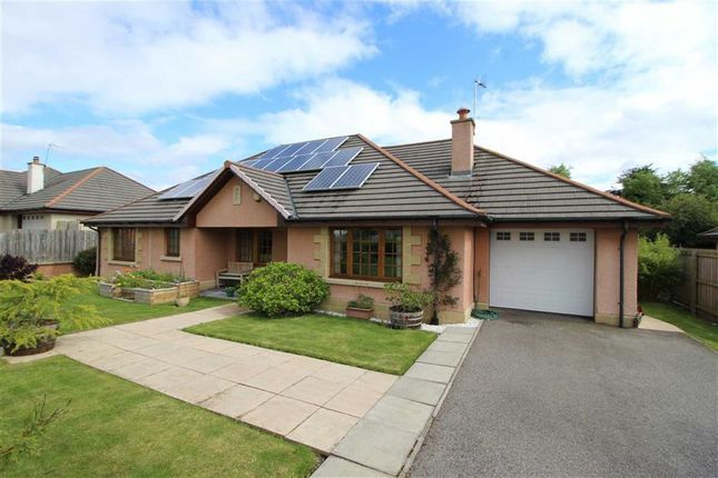 Thumbnail Detached bungalow for sale in 25, Mansefield Park, Kirkhill