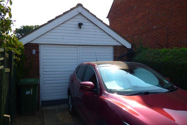 Garage of Norfolk Gardens, Borehamwood WD6