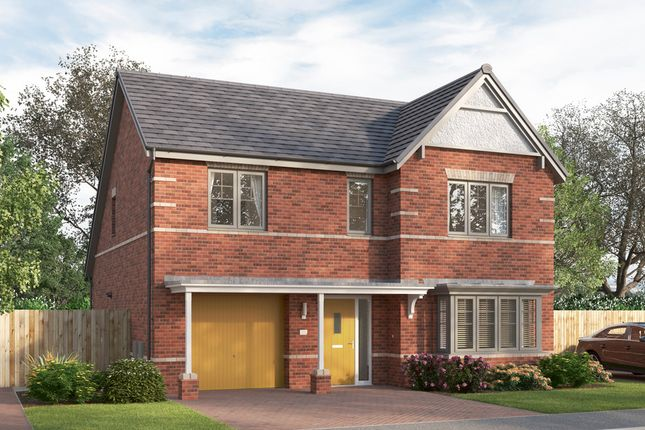 Thumbnail Property for sale in Longwall Road, Pontefract