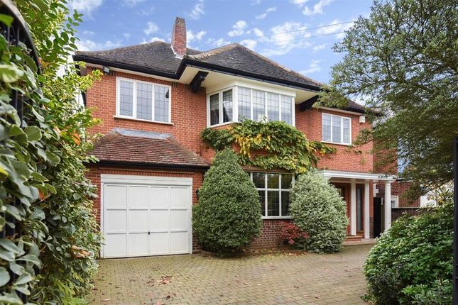 Thumbnail Detached house for sale in Chudleigh Road, Brondesbury Park, London