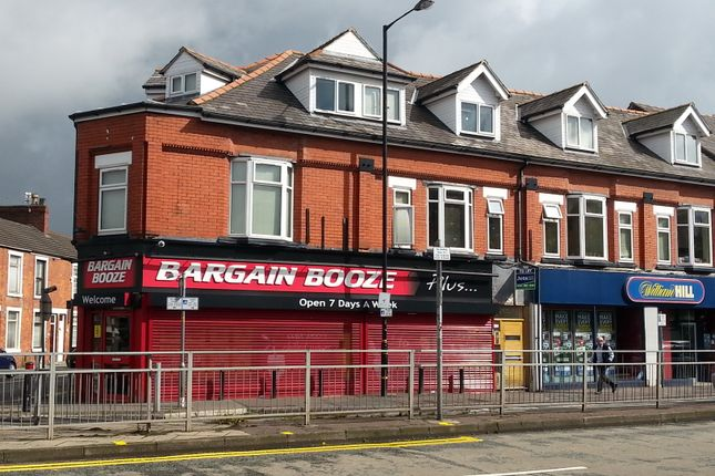 1 bed flat to rent in Flat 2, 145A Northenden Road, Sale