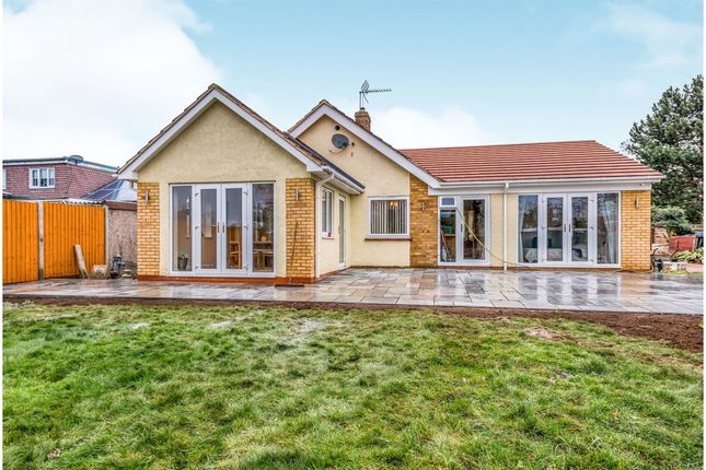 Thumbnail Detached bungalow for sale in Stockwell Avenue, Wootton, Northampton