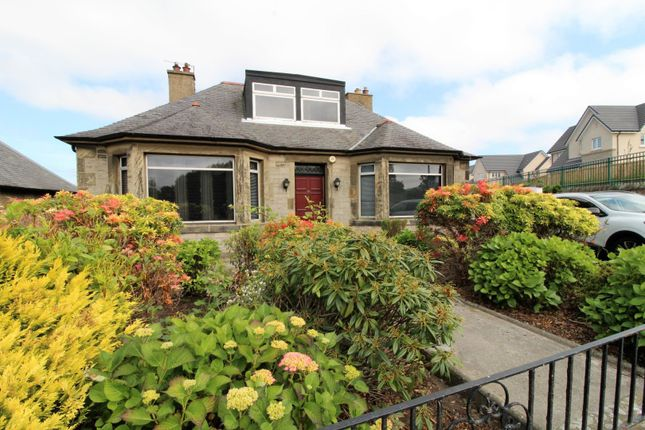 Thumbnail Detached bungalow for sale in Alnwickhill Road, Edinburgh