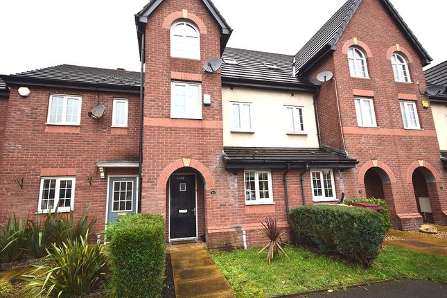 Thumbnail Town house to rent in Anderby Walk, Westhoughton.