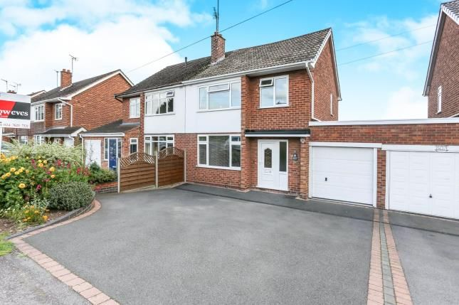 Thumbnail Semi-detached house for sale in Upper Eastern Green Lane, Eastern Green, Coventry, West Midlands