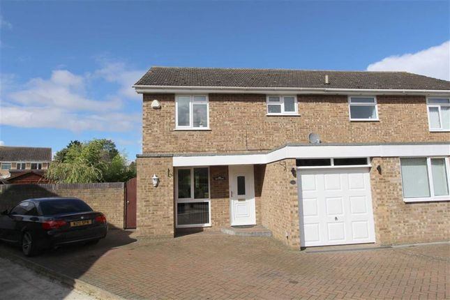 Thumbnail Semi-detached house for sale in Harrow Road, Leighton Buzzard