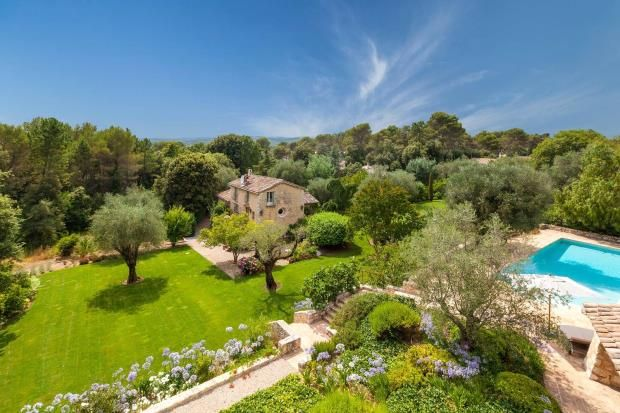 Thumbnail Property for sale in Roquefort Les Pins, French Riviera, 06330