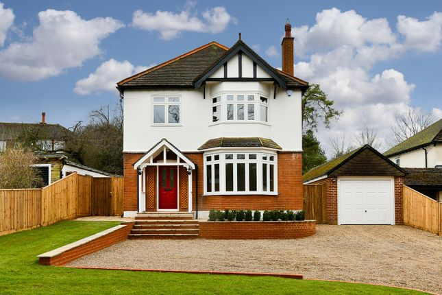 Thumbnail Detached house to rent in Kingswood Road, Tadworth