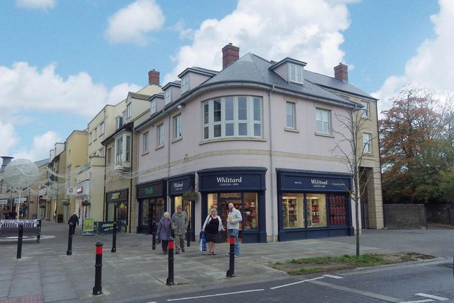 Thumbnail Flat to rent in Marriotts Walk, Witney, Oxfordshire