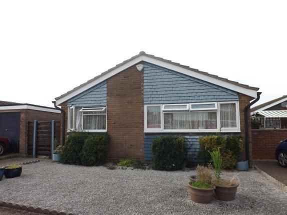 Thumbnail Bungalow for sale in Alfred Cope Road, Sandy, Bedfordshire