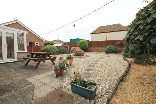 Garden of Russell Close, Wells-Next-The-Sea NR23