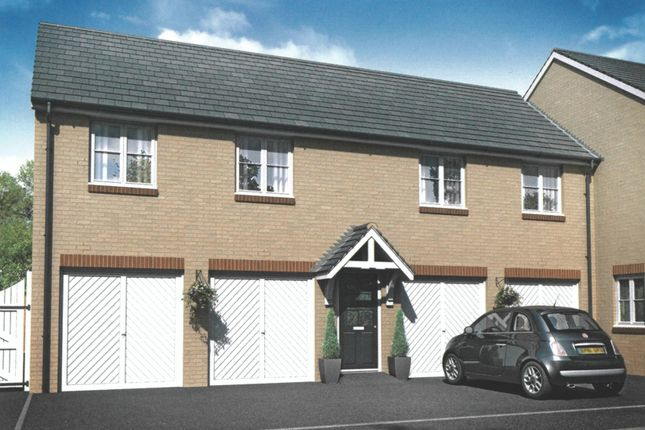 2 bedroom detached house for sale in The Towcester, Eastrea Road, Whittlesey, Peterborough