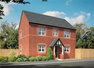 Thumbnail Detached house for sale in Bank Lane, Kirkby