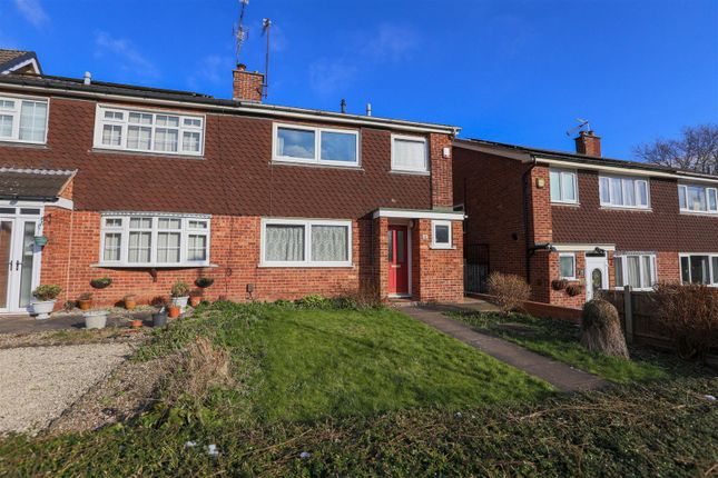 Thumbnail Semi-detached house to rent in Park Rise, Western Park, Leicester