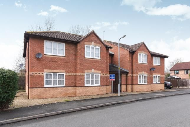 Thumbnail Flat for sale in St. Patricks Close, Evesham, Worcestershire