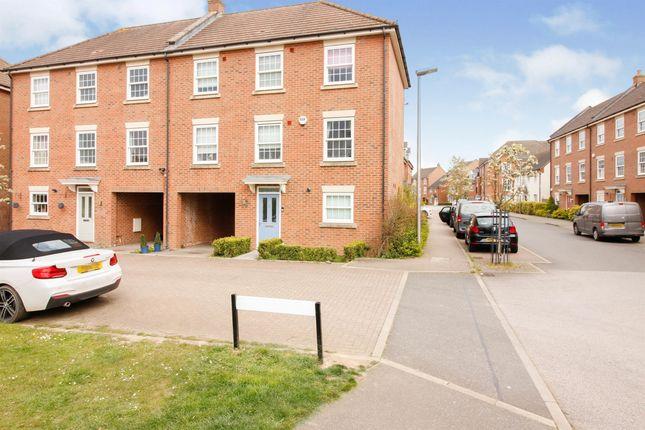 5 bed semi-detached house for sale in Blacksmiths Way, Woburn Sands, Milton Keynes MK17
