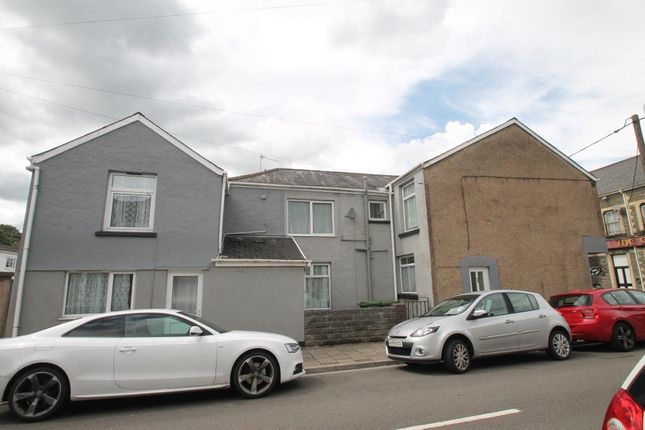 Thumbnail End terrace house for sale in Pwllgwaun Road, Pontypridd