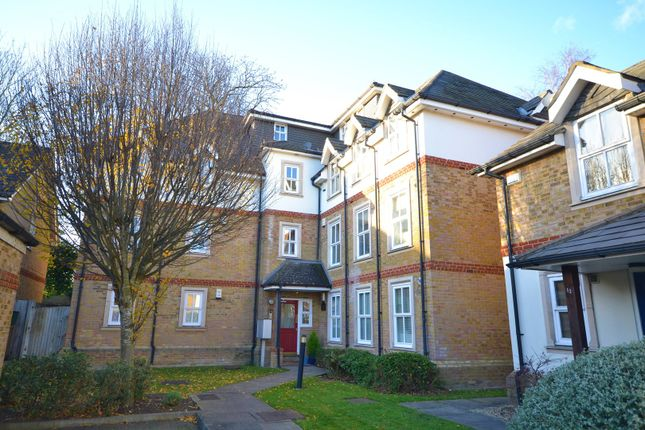 Thumbnail Flat for sale in 12 Church Paddock Court, Wallington