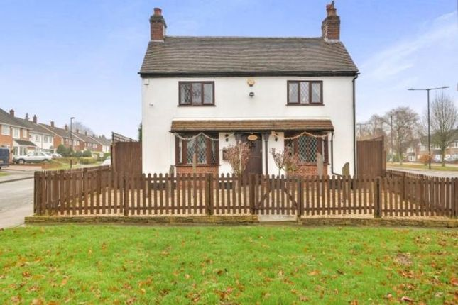Thumbnail Cottage for sale in Slade Road, Four Oaks, Sutton Coldfield