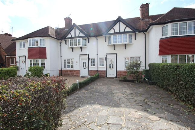 Thumbnail Terraced house to rent in Village Way, Ashford, Surrey