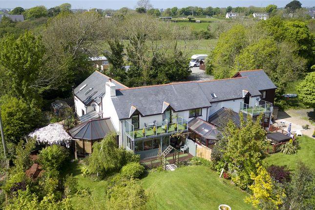 Thumbnail Semi-detached house for sale in Llanddaniel, Gaerwen