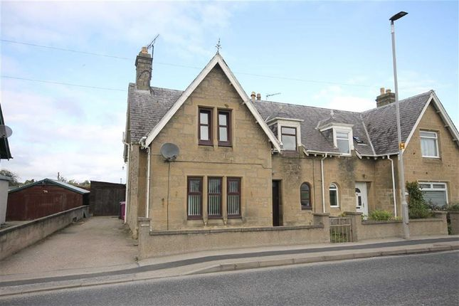 Thumbnail Semi-detached house for sale in Linkwood Road, Elgin