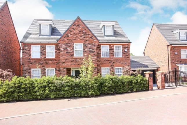 Thumbnail Detached house for sale in Colstone Close, Bollin Park, Wilmslow, Cheshire