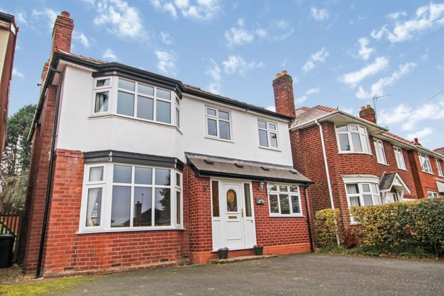 Thumbnail Detached house for sale in St. Johns Avenue, Kidderminster