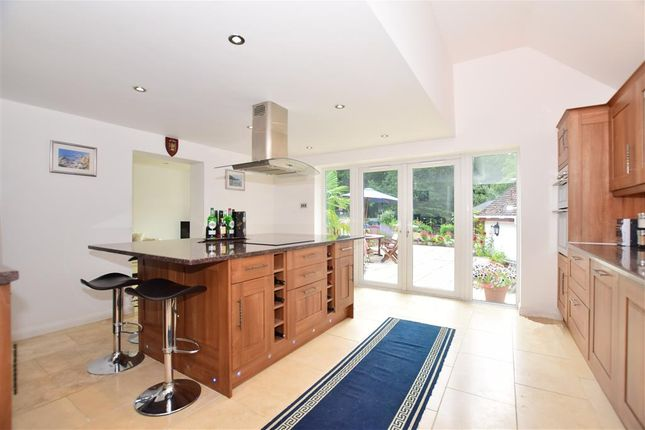 Thumbnail Detached bungalow for sale in Mardens Hill, Crowborough, East Sussex