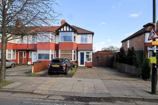 End terrace house for sale in Bideford Avenue, Perivale, Greenford