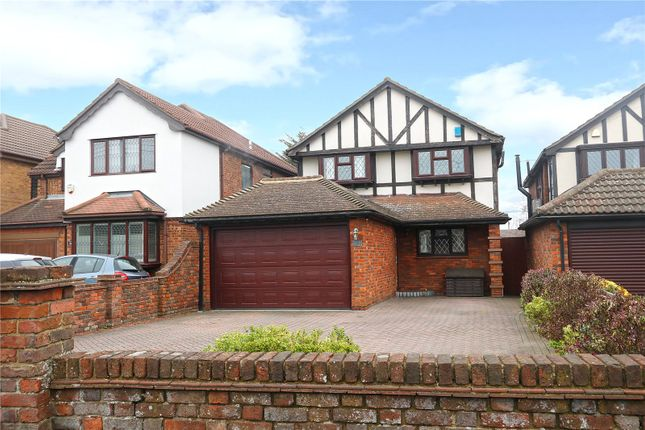 Thumbnail Detached house for sale in High Road, Benfleet
