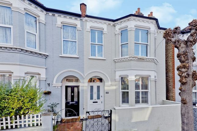 Thumbnail Semi-detached house for sale in Warren Road, Colliers Wood, London