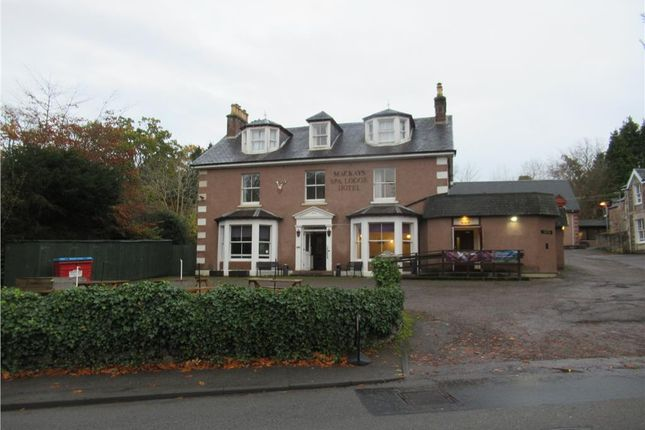 Thumbnail Hotel/guest house for sale in Mackay's Lodge, Strathpeffer, Highland
