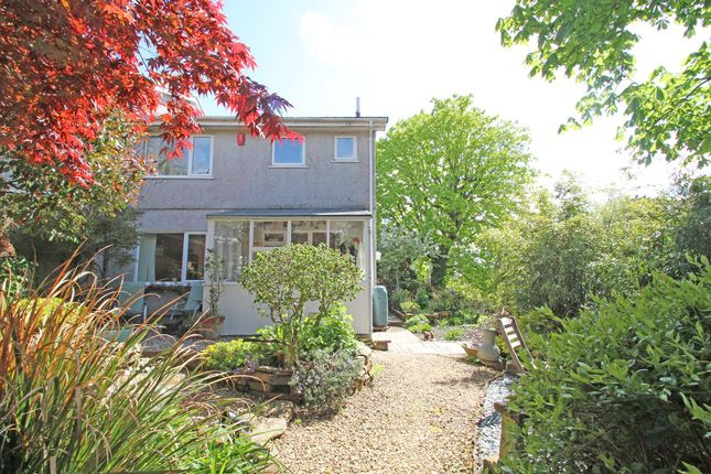 Thumbnail End terrace house for sale in 11 Gleneagle Road, Mannamead, Plymouth