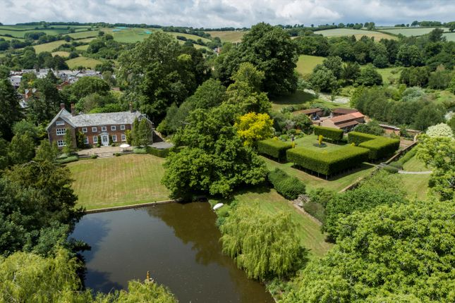 Thumbnail Detached house for sale in Bradninch, Exeter, Devon