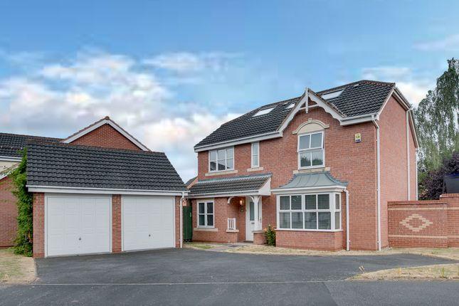 Thumbnail Detached house for sale in Penshurst Road, The Oakalls, Bromsgrove