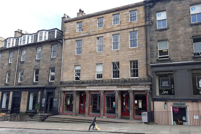 Thumbnail Office to let in 45 Frederick Street, Second & Third Floor, Edinburgh, Scotland