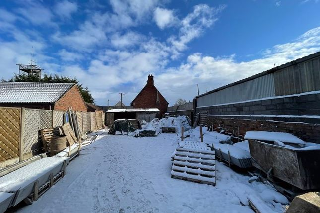 Land for sale in High Street, Crowle, Scunthorpe