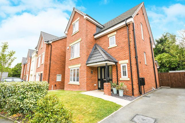 Thumbnail Detached house for sale in Sandfield Crescent, Whiston, Prescot