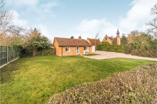 Thumbnail Bungalow for sale in High Street, Stagsden, Bedford, Bedfordshire
