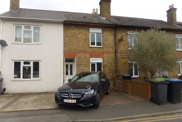 Thumbnail Terraced house for sale in Alexandra Road, Addlestone