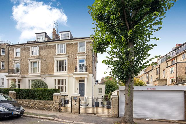 Thumbnail Semi-detached house for sale in Thurlow Road, Hampstead Village