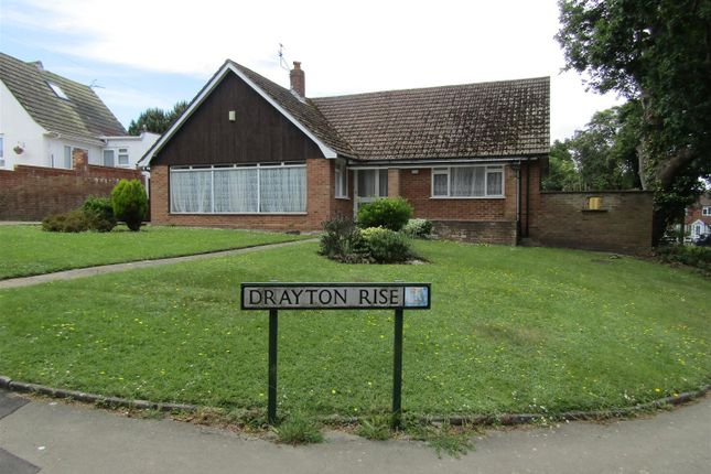 Thumbnail 3 bedroom detached bungalow to rent in Drayton Rise, Bexhill-On-Sea