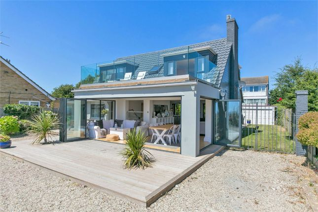 Thumbnail Detached house for sale in The Esplanade, Holland-On-Sea, Essex