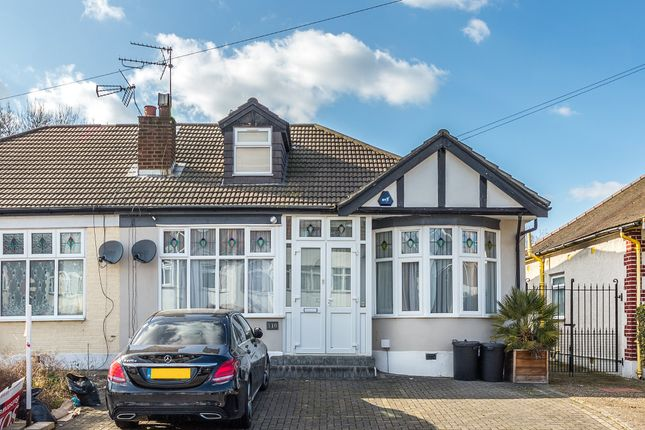 Thumbnail Semi-detached bungalow to rent in Roding Lane North, Woodford Green