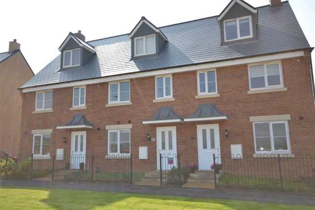 Thumbnail Terraced house to rent in Vale Road, Bishops Cleeve