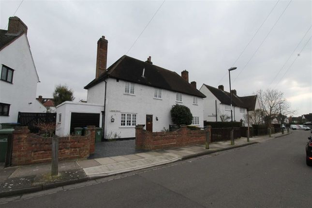 Thumbnail End terrace house for sale in Brome Road, Eltham, London
