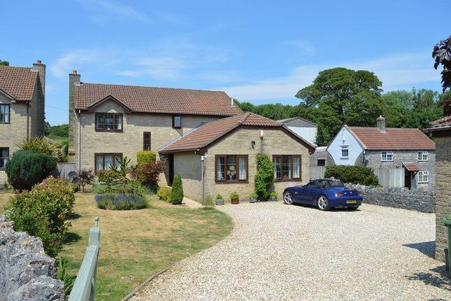 Thumbnail Detached house for sale in A Rural Location, Binegar Lane, Gurney Slade