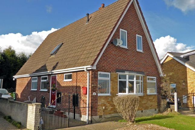 Thumbnail Detached house for sale in Harlington Road, Mexborough