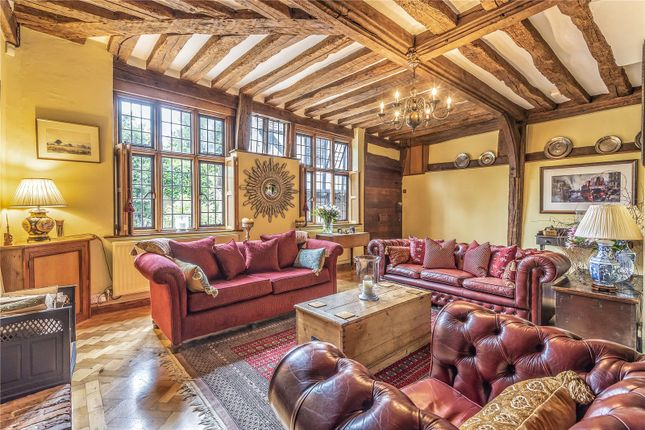 Sitting Room of Taylor's Hill, Chilham, Kent CT4